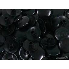 Заглушка для конфірмату пластикова чорна
