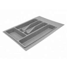 Лоток для кухонних ящиків VOLPATO 340мм сірий