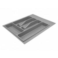 Лоток для кухонних ящиків VOLPATO 390мм сірий