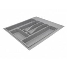 Лоток для кухонних ящиків VOLPATO 440мм сірий