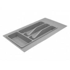 Лоток для кухонних ящиків VOLPATO 270мм сірий