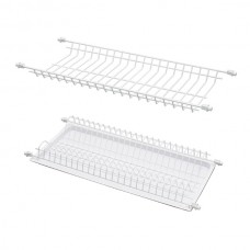 Сушка для кухні 500мм REJS біла ( 2 сітки та 2 піддони)