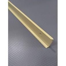 Стикова планка для стільниці EGGER кутова колір RAL1001