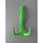 Крючок меблевий К-01 GARDEROB в декорі RAL6018