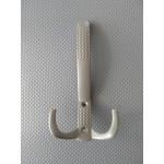 Крючок меблевий К-01 GARDEROB в декорі RAL7039