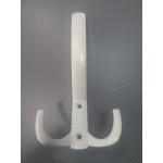 Крючок меблевий К-01 GARDEROB в декорі RAL9002