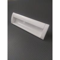 Ручка меблева UA08/С00/08/128  128мм в декорі RAL9003