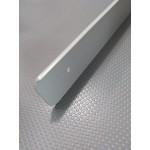 Торцова планка для стільниці LUXEFORM ліва колір RAL7030