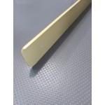 Торцова планка для стільниці LUXEFORM ліва колір RAL1001